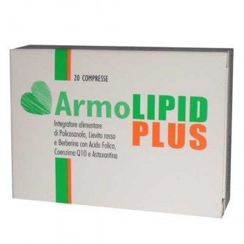 Armolipid Plus integratore per controllo Colesterolo