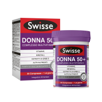 SWISSE ULTIVIT MULTIVITAMINICO DONNA 50+